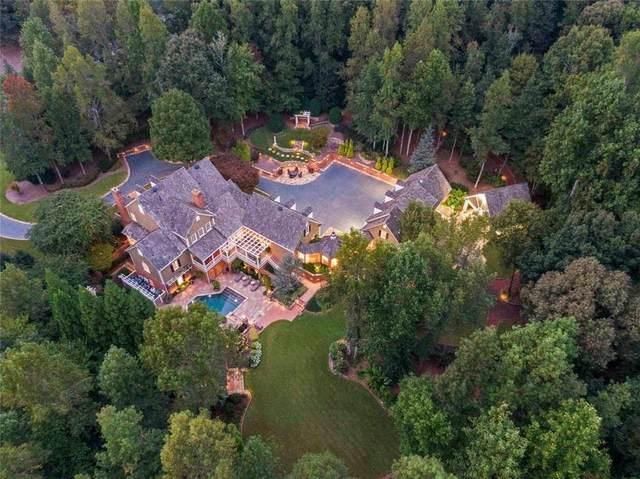 2015 Drummond Pond Road, Milton, GA 30004 (MLS #6954263) :: North Atlanta Home Team