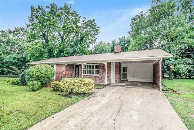422 Boone Street SE, Gainesville, GA 30501 (MLS #6954267) :: The Kroupa Team | Berkshire Hathaway HomeServices Georgia Properties