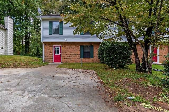 4397 Coopers Creek Drive SE, Smyrna, GA 30082 (MLS #6954274) :: Virtual Properties Realty