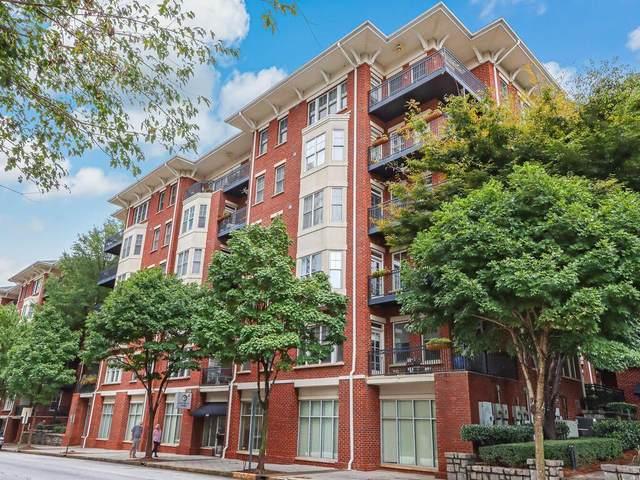 850 Piedmont Avenue NE #2607, Atlanta, GA 30308 (MLS #6954280) :: Tonda Booker Real Estate Sales