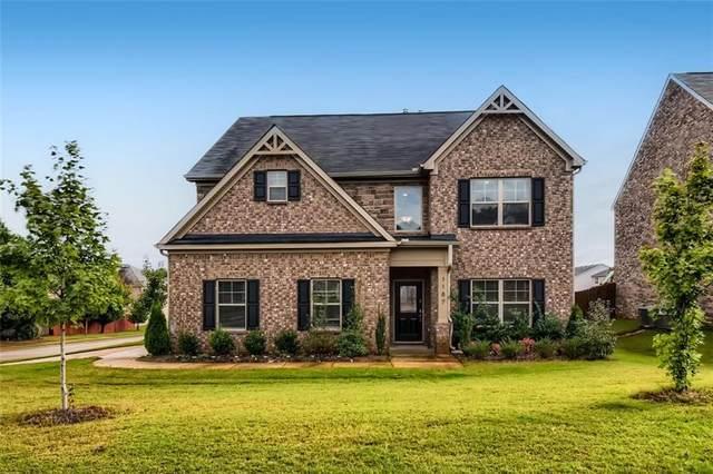 1187 Diamond Crossing, Mcdonough, GA 30252 (MLS #6954282) :: North Atlanta Home Team