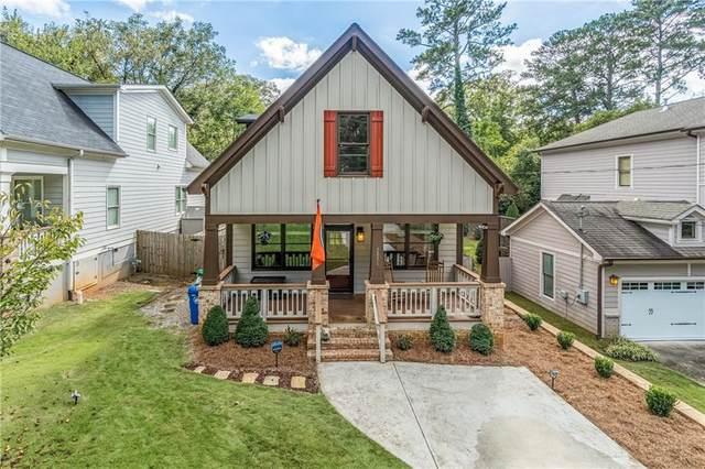 2821 Arborcrest Drive, Decatur, GA 30033 (MLS #6954294) :: Todd Lemoine Team