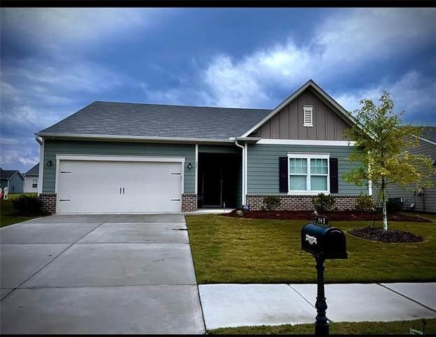 145 Cotton Tail Lane, Villa Rica, GA 30180 (MLS #6954302) :: North Atlanta Home Team