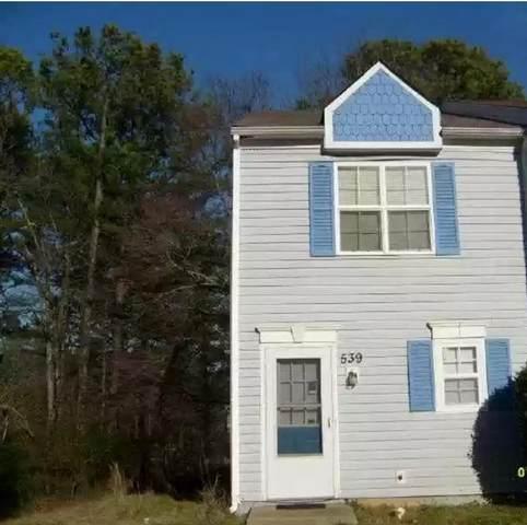 539 Prince Of Wales, Stone Mountain, GA 30083 (MLS #6954337) :: North Atlanta Home Team