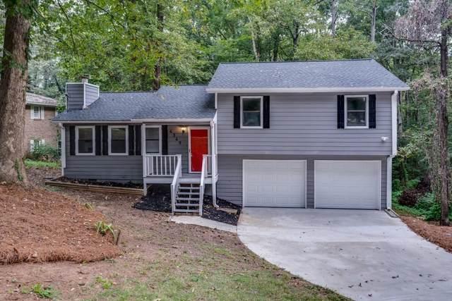4349 Parkview Drive, Lithia Springs, GA 30122 (MLS #6954374) :: North Atlanta Home Team