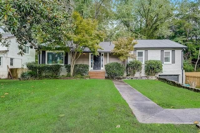 1837 Lochlomand Lane SE, Smyrna, GA 30080 (MLS #6954391) :: RE/MAX Paramount Properties