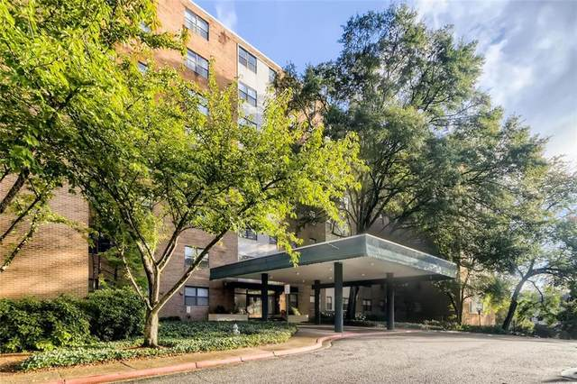 2965 Pharr Court South NW #319, Atlanta, GA 30305 (MLS #6954393) :: North Atlanta Home Team
