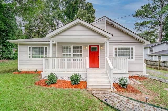 1468 Moray Street SW, Atlanta, GA 30311 (MLS #6954417) :: HergGroup Atlanta
