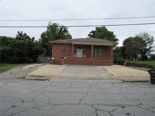 722 Ash Street, Macon, GA 31201 (MLS #6954438) :: North Atlanta Home Team