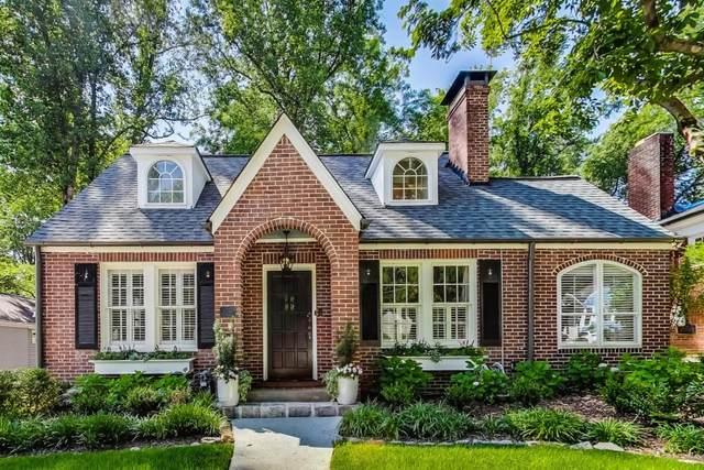 787 Martina Drive NE, Atlanta, GA 30305 (MLS #6954465) :: The Kroupa Team | Berkshire Hathaway HomeServices Georgia Properties