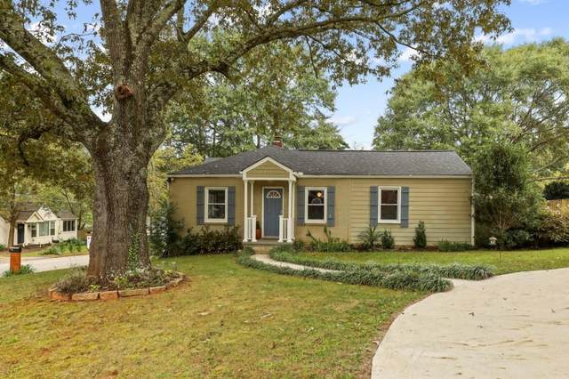 516 Ashburton Avenue, Decatur, GA 30032 (MLS #6954477) :: The Kroupa Team | Berkshire Hathaway HomeServices Georgia Properties