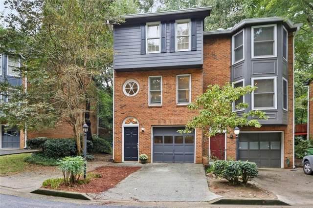 428 NE Page Avenue NE #12, Atlanta, GA 30307 (MLS #6954482) :: Tonda Booker Real Estate Sales