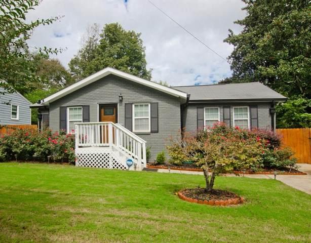 2189 Gordon Circle SE, Smyrna, GA 30080 (MLS #6954503) :: North Atlanta Home Team