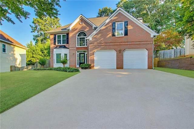 2160 Soft Pine Lane NW, Acworth, GA 30102 (MLS #6954507) :: Kennesaw Life Real Estate