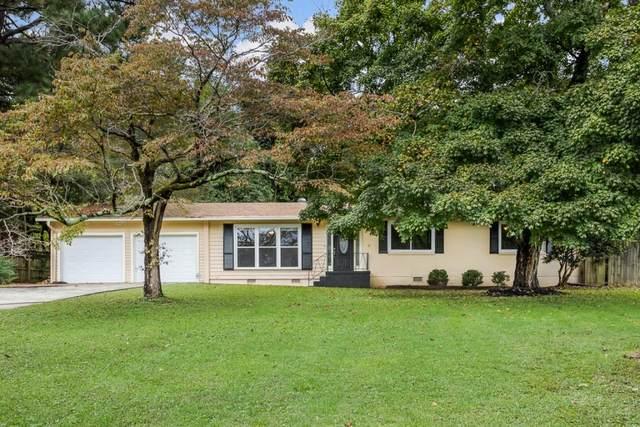2860 Strathmoor Road SE, Smyrna, GA 30080 (MLS #6954522) :: RE/MAX Paramount Properties