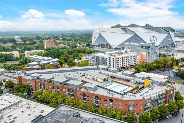 333 Nelson Street SW #203, Atlanta, GA 30313 (MLS #6954563) :: Virtual Properties Realty