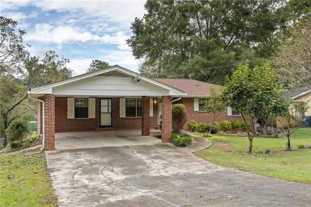 3423 N Creekview Drive, Lawrenceville, GA 30044 (MLS #6954574) :: Lantern Real Estate Group
