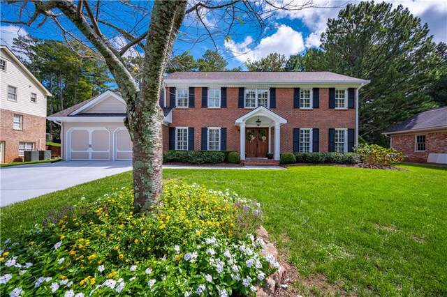 4747 Shadow Bend, Dunwoody, GA 30338 (MLS #6954575) :: North Atlanta Home Team