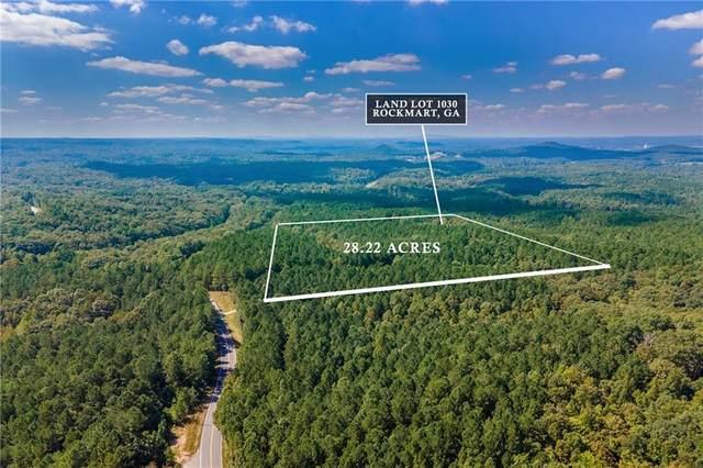 0 Brushy Mountain Road, Rockmart, GA 30157 (MLS #6954576) :: Cindy's Realty Group