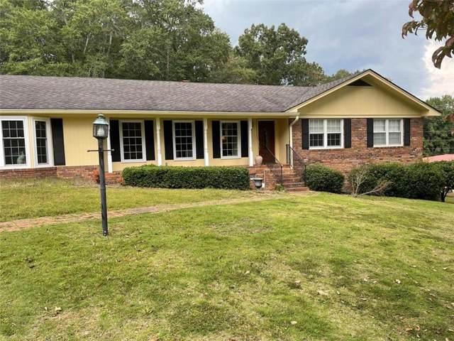 588 Green Valley Drive, Winder, GA 30680 (MLS #6954577) :: North Atlanta Home Team