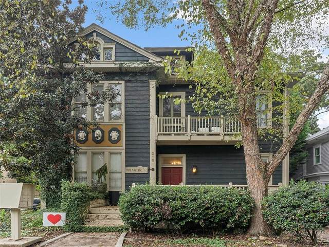 916 Myrtle Street NE #2, Atlanta, GA 30309 (MLS #6954582) :: The Kroupa Team | Berkshire Hathaway HomeServices Georgia Properties
