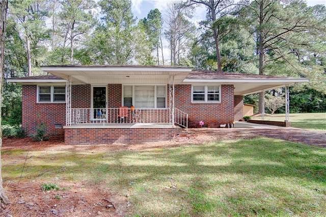 1617 Sugar Valley Road NW, Calhoun, GA 30701 (MLS #6954583) :: North Atlanta Home Team
