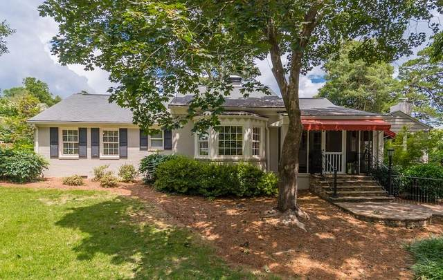 854 Memorial Drive, Gainesville, GA 30501 (MLS #6954599) :: Cindy's Realty Group