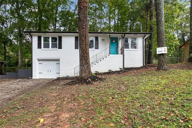 2515 Woodland Drive NW, Kennesaw, GA 30152 (MLS #6954606) :: North Atlanta Home Team