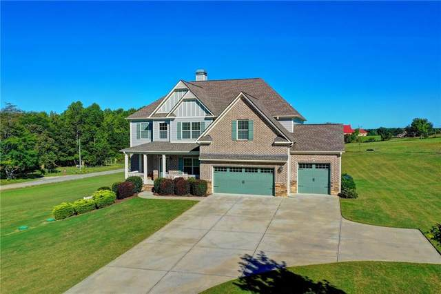 760 Carl Davis Road, Monroe, GA 30656 (MLS #6954613) :: North Atlanta Home Team