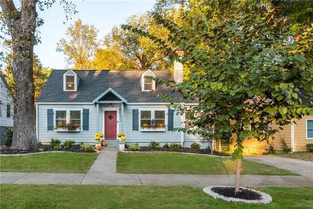 1677 Kenmore Street SW, Atlanta, GA 30311 (MLS #6954641) :: The Cole Realty Group