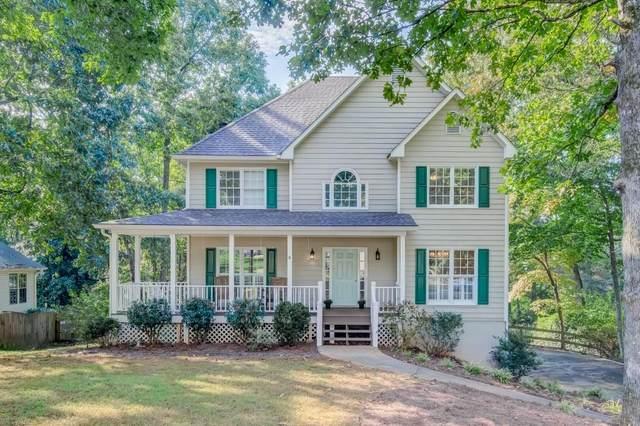 2875 Wood Park Trace NW, Kennesaw, GA 30152 (MLS #6954652) :: North Atlanta Home Team