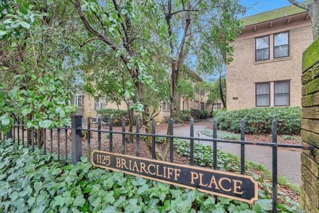 1125 Briarcliff Place NE #1, Atlanta, GA 30306 (MLS #6954664) :: Dawn & Amy Real Estate Team