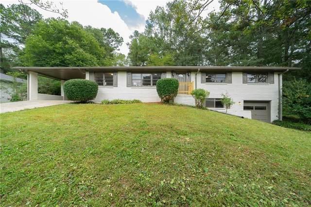 3120 Bryant Lane, Marietta, GA 30066 (MLS #6954729) :: North Atlanta Home Team