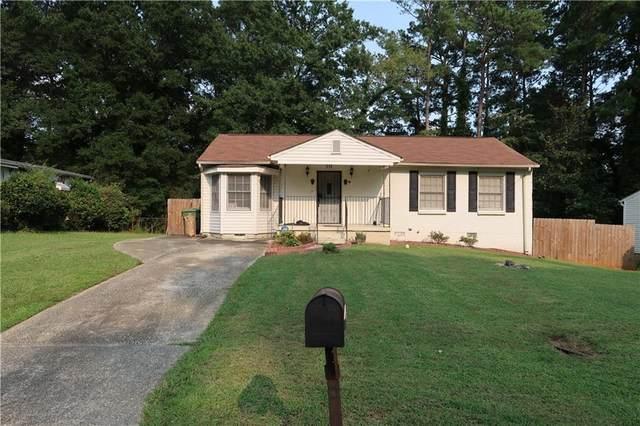 717 Amber Place NW, Atlanta, GA 30331 (MLS #6954739) :: North Atlanta Home Team