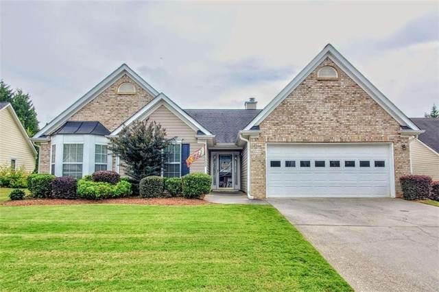 4182 Mcever Park Drive, Acworth, GA 30101 (MLS #6954745) :: North Atlanta Home Team