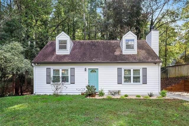 1901 Merry Oak Court SW, Marietta, GA 30008 (MLS #6954768) :: Path & Post Real Estate