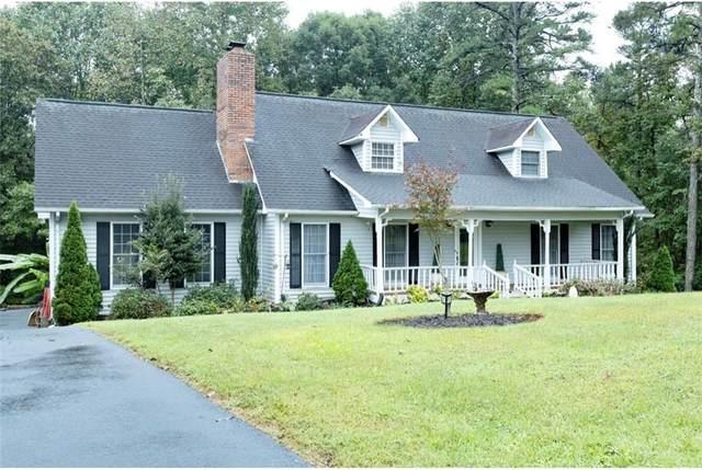 2110 Sunrise Drive, Gainesville, GA 30507 (MLS #6954770) :: Path & Post Real Estate