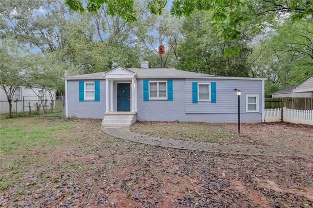 1836 Flat Shoals Road SE, Atlanta, GA 30316 (MLS #6954779) :: Path & Post Real Estate