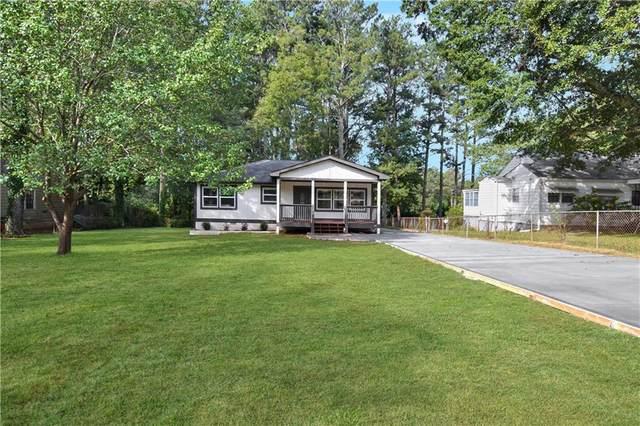 1381 Midview Drive, Decatur, GA 30032 (MLS #6954785) :: Path & Post Real Estate
