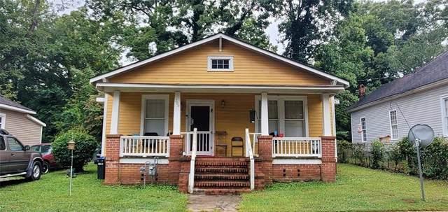 206 W Tinsley Street, Griffin, GA 30223 (MLS #6954832) :: North Atlanta Home Team