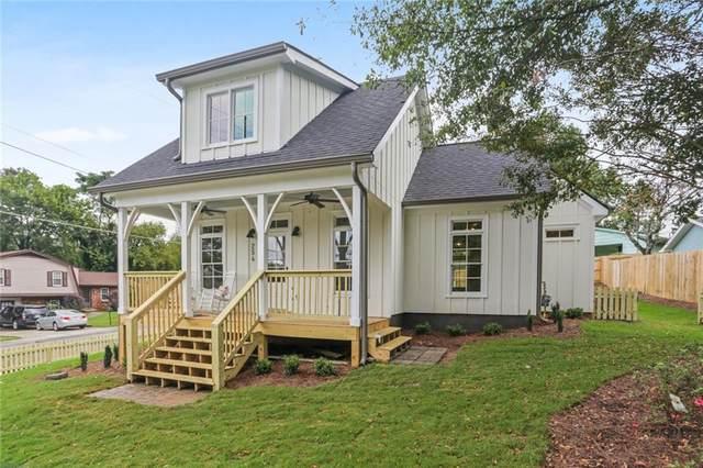 254 Montgomery Street NE, Marietta, GA 30060 (MLS #6954843) :: North Atlanta Home Team