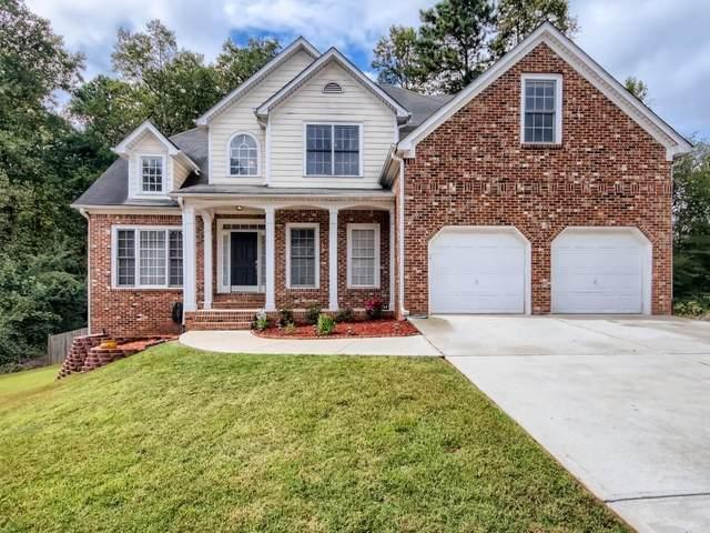 598 Montview Lane SW, Marietta, GA 30060 (MLS #6954847) :: North Atlanta Home Team