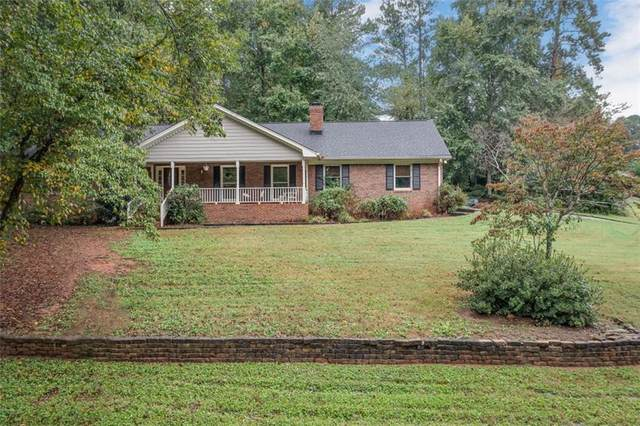 4780 W Lake Drive SE, Conyers, GA 30094 (MLS #6954856) :: North Atlanta Home Team