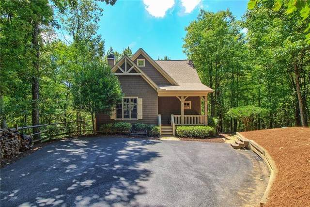 1524 Quail Cove Drive, Big Canoe, GA 30143 (MLS #6954864) :: North Atlanta Home Team