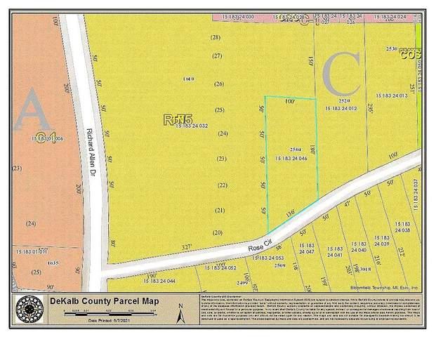 2504 Rose Circle, Decatur, GA 30032 (MLS #6954871) :: Path & Post Real Estate