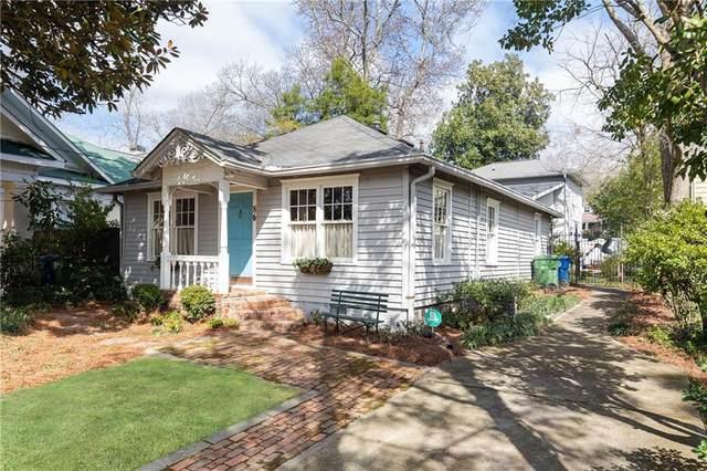86 Mobile Avenue NE, Atlanta, GA 30305 (MLS #6954872) :: North Atlanta Home Team