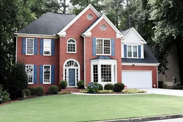 310 Creekside Drive, Alpharetta, GA 30022 (MLS #6954887) :: North Atlanta Home Team