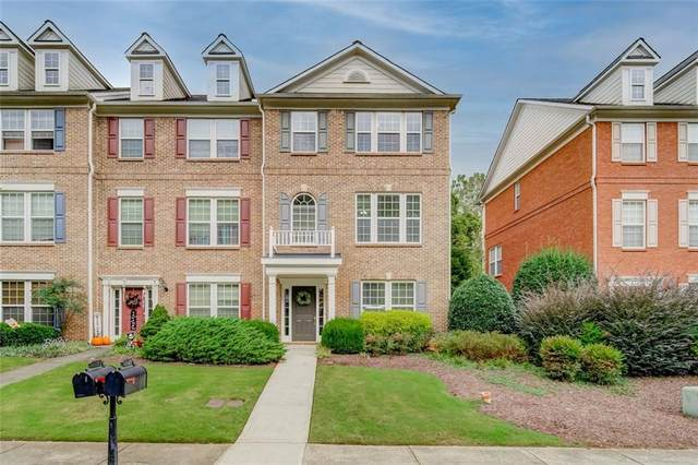 3321 Chastain Gardens Drive NW, Kennesaw, GA 30144 (MLS #6954890) :: Virtual Properties Realty