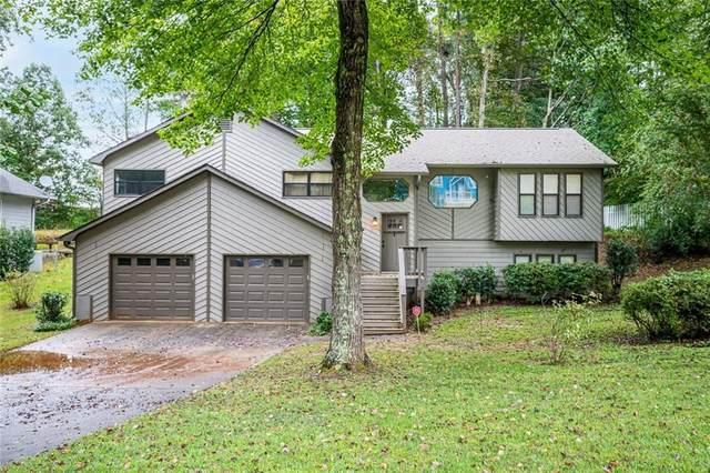 4796 Rock Island Lane NW, Acworth, GA 30102 (MLS #6954928) :: North Atlanta Home Team