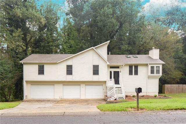5541 Deerfield Place NW, Kennesaw, GA 30144 (MLS #6954936) :: North Atlanta Home Team